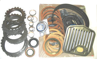Automatic-Transmission-Rebuild-Kits Rebuild-Kits Transmission-Parts