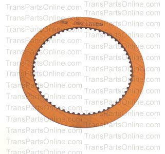 B22106, Dodge 36RH, A727, TF8 Transmission Parts, B22106,  DODGE 36RH, A727, TF8 AUTOMATIC TRANSMISSION PARTS